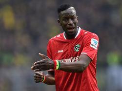 In der Bundesliga heiß begehrt: Salif Sané