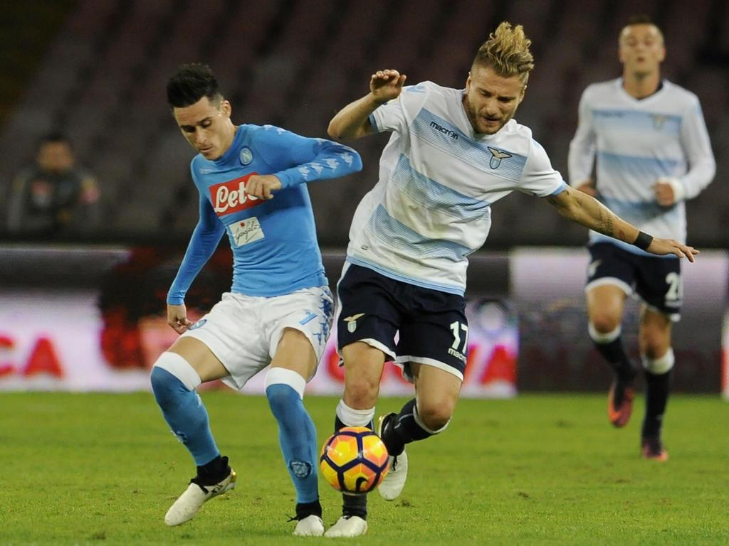 El Nápoles no puede con la Lazio (1-1). Juve, Roma y Milán cumplen.