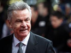 Ottmar Hitzfeld glaubt nicht an eine Krise der Bayern