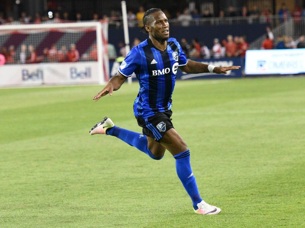 Drogba macht unterhalb der MLS bei Phoenix weiter