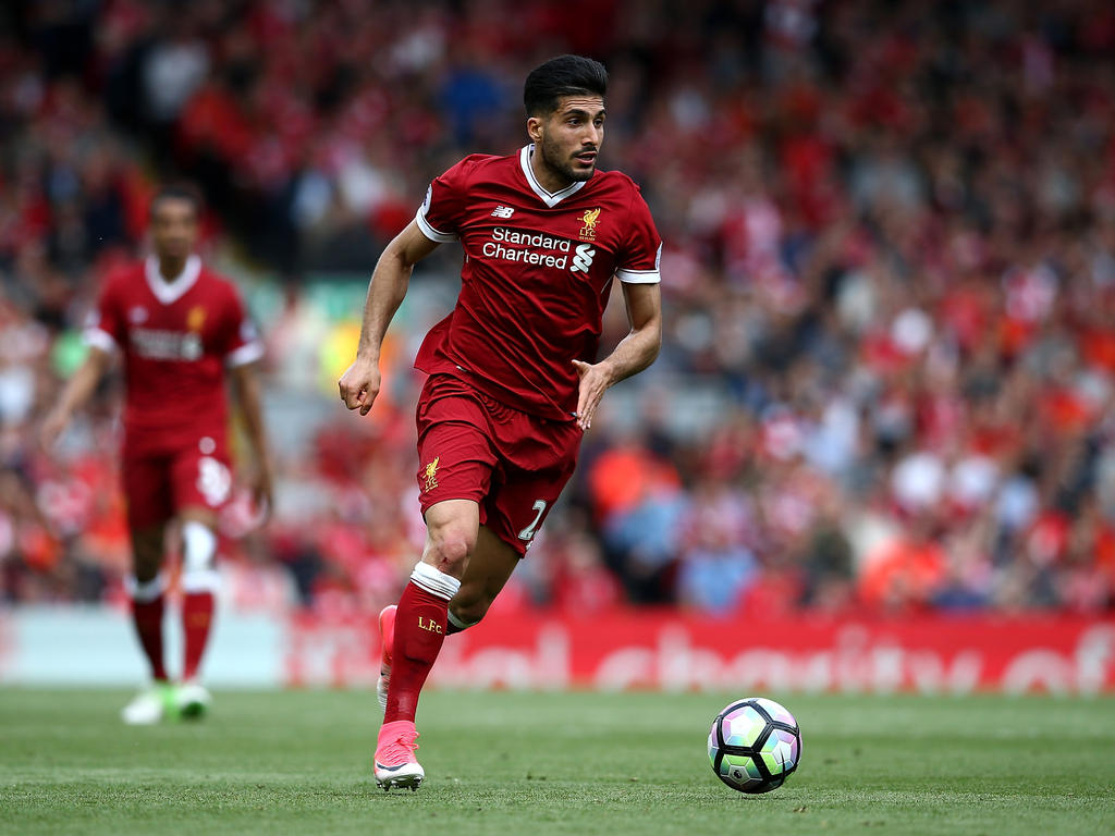 Emre Can (FC Liverpool)