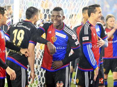 Der FC Basel ist in der Schweiz das Maß aller Dinge