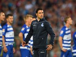 Ilia Gruev will den MSV zurück in Liga zwei führen