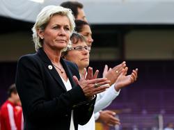 Die DFB-Frauen testen gegen Ghana