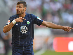 Daniel Caligiuri ist ein Kandidat auf Schalke
