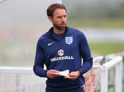 Gareth Southgate springt als Nachfolger der Nationalmannschaft vorerst ein