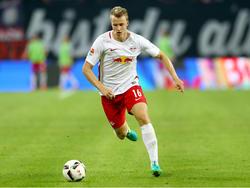 Lukas Klostermann hat in Leipzig verlängert