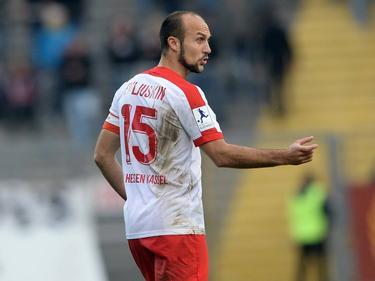 Sergej Evljuskin spielt derzeit für Hessen Kassel in der Regionalliga