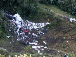 Der tragische Flugzeugabsturz in Kolumbien