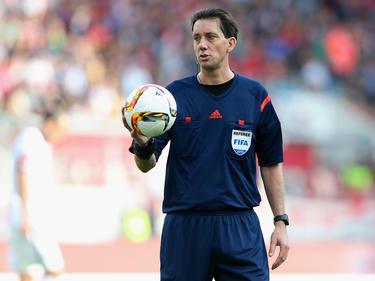 Manuel Gräfe droht Ärger seitens der UEFA
