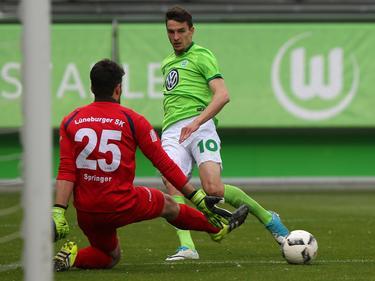 Sebastian Stolze wechselt nach Regensburg