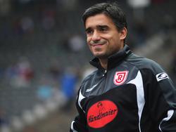 Oscar Corrochano ist neuer Coach der Sportfreunde Lotte