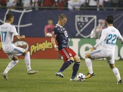 Bastian Schweinsteiger stand gegen Real Madrid 45 Minuten auf dem Feld