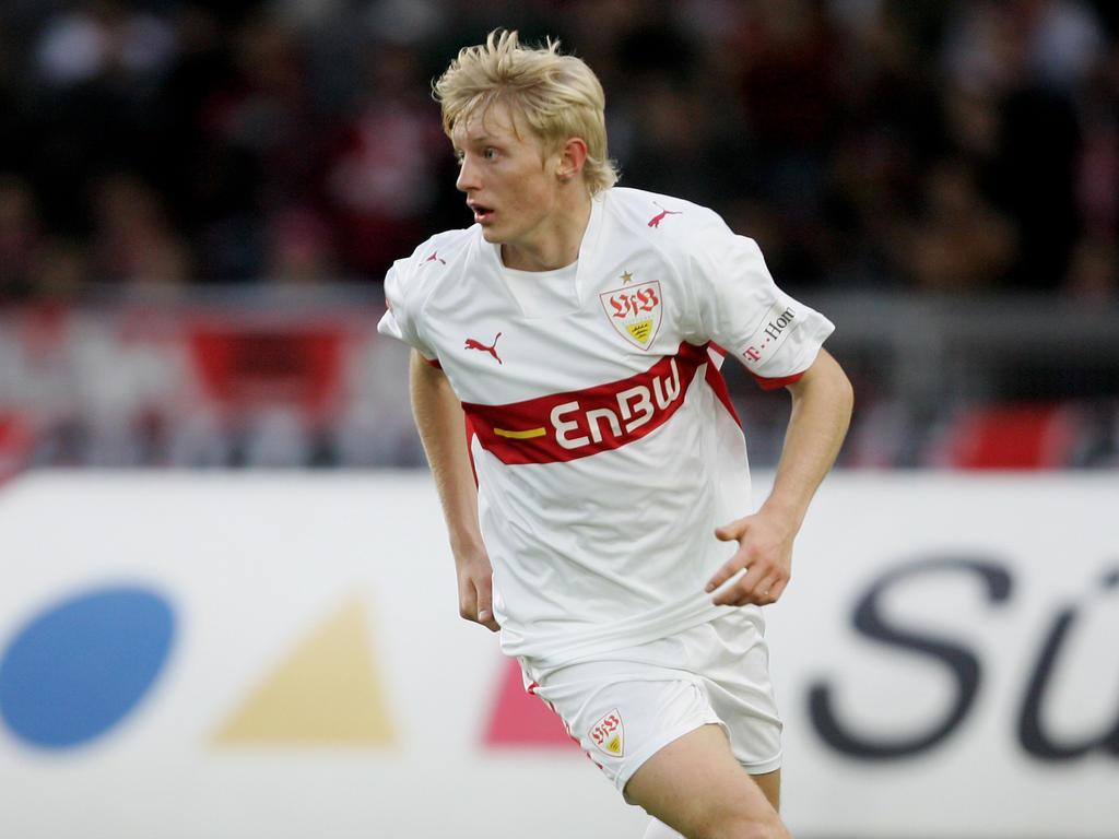 Rückkehr nach Stuttgart: Andreas Beck unterschreibt bis 2019