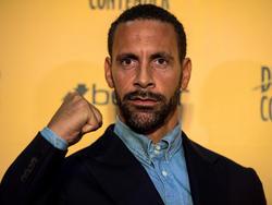 Nach seiner Fußballkarriere steigt Rio Ferdinand in den Boxring. (19.09.2017)