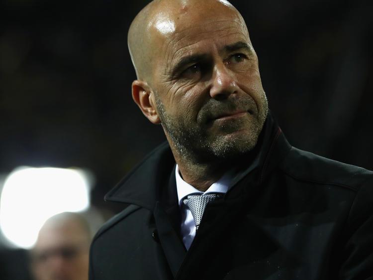Peter Bosz äußert sich vor dem Revierderby gegen Schalke