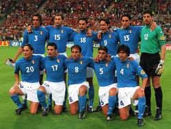 italienische nationalmannschaft 1994