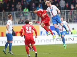Heidenheim und Sandhausen trennen sich 1:1