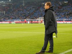 Horst Heldt wird nicht Sportvorstand bei Eintracht Frankfurt