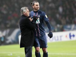 Finden Ancelotti und Ibrahimović in München wieder zueinander?