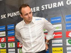 Thomas Tebbich ist neuer Geschäftsführer Wirtschaft bei Bundesligist Sturm Graz