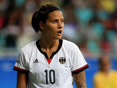 Dzsenifer Marozsán ist die neue Spielführerin der Nationalmannschaft