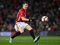 Bastian Schweinsteiger steht im Europa-League-Kader von Manchester United