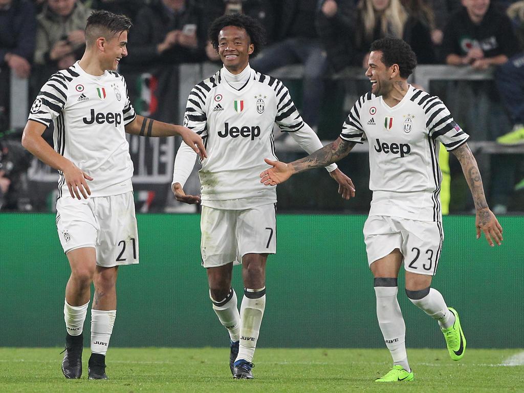 La Juventus sigue lanzada hacia el título doméstico. (Foto: Getty)