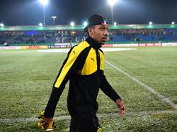 Aubameyang und Co. müssen am 14. März im DFB-Pokal ran