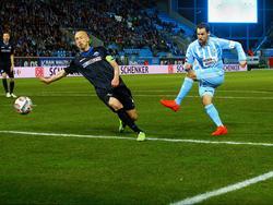 Anton Fink und der CFC bezwangen Paderborn trotz doppelter Unterzahl