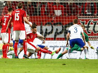 Das 1:0 von Marko Arnautović reichte nicht zum Sieg
