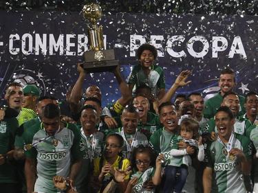 El Atlético Nacional ya sueña con un nuevo campeonato. (Foto: Imago)
