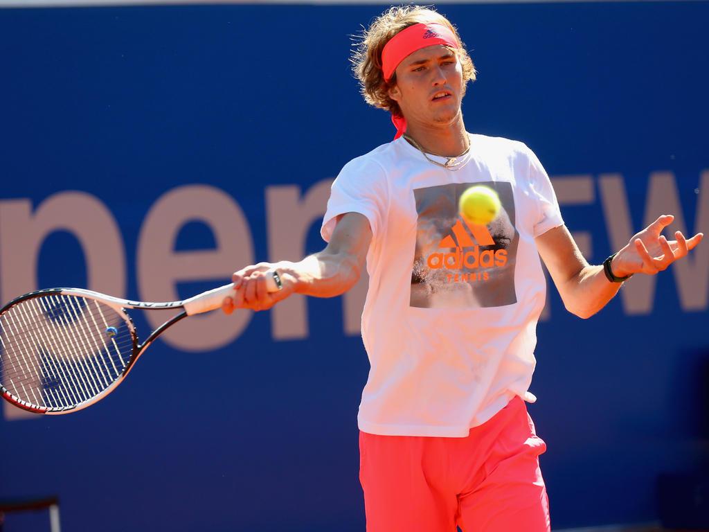 Alexander Zverev bestreitet Finale bei Münchner Tennis-Turnier