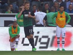 Nach seinen Toren gegen Gladbach und Dortmund will Finnbogason auch gegen Hoffenheim treffen