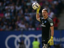Christian Mathenia vom Hamburger SV schießt gegen Investor Kühne