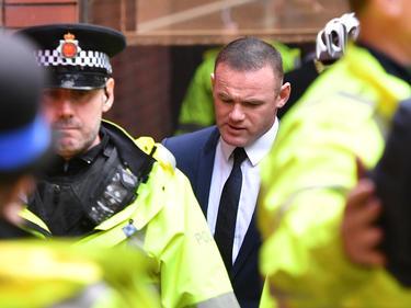 Wayne Rooney entschuldigte sich für seine Alkohol-Fahrt