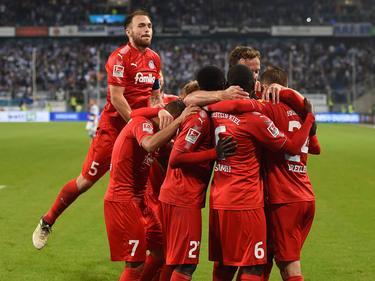 Holstein Kiel fertigte den VfL Bochum ohne Probleme ab
