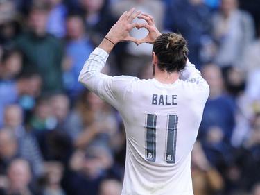Schütze des Goldenen Tores: Gareth Bale