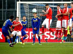 Miralem Pjanić erzielt das 2:0