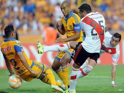 In der mexikanischen Hitze haben Tigres und River Plate leidenschaftlich gekämpft