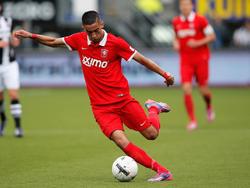 Im Fokus des HSV: Twente-Spieler Hakim Ziyech
