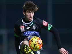 Philipp Seidl bleibt ein weiteres Jahr in Graz