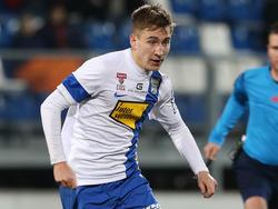 Valentin Grubeck heuert bei Austria Lustenau an