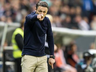 Niko Kovač prangert die Bedingungen bei der Eintracht an