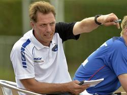 SCP-Coach René Müller will zurück in Liga zwei