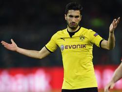 Nuri Şahin spielt beim BVB nur noch selten eine Rolle