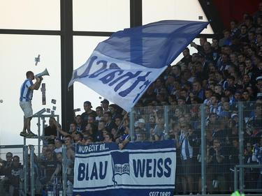 Was wird die neue Bundesliga-Saison für die Hertha-Fans bringen?