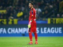 BVB-Keeper Roman Bürki reist wegen Rückenproblemen nicht in die Schweiz