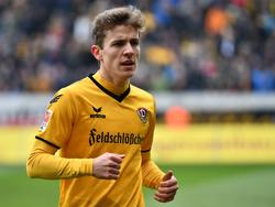 Niklas Hauptmann verletzte sich im Spiel gegen den VfL Bochum