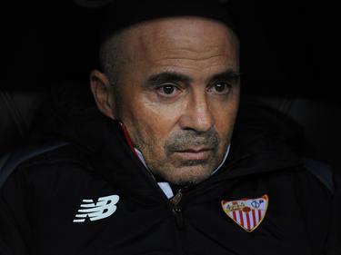 Jorge Sampaoli con el Sevilla FC (Foto: Getty)